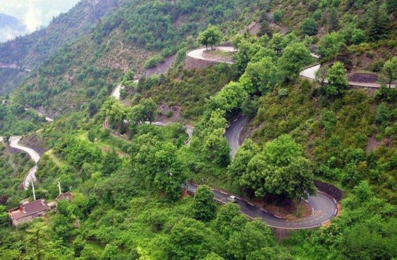 gambar jom lihat jalan raya yang tercantik di dunia